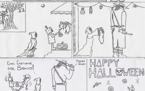 Featured Halloween Comics by Micah