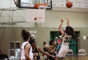 Historic women's basketball season ends in disappointing playoff defeat