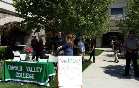 San Ramon Campus hosts first job fair