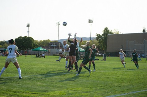 DVC women's soccer concede late goal, lose to Ohlone 2-1