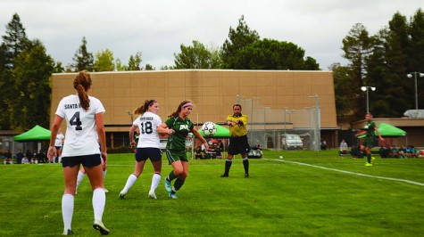 """DVC women's soccer team increases """"mojo"""" with victory"""