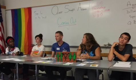 DVC QSA celebrates National Coming Out Day