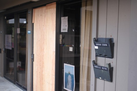 Burglars strike DVC faculty offices