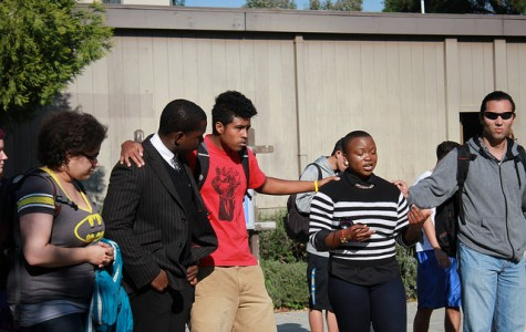 DVC holds vigil for Ferguson