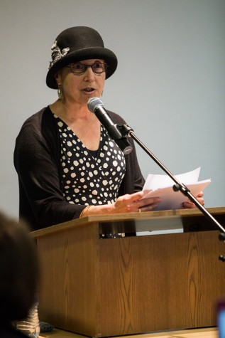 Faculty lecture features brave story of DVC English teacher