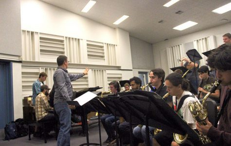Jazz series to display student talent
