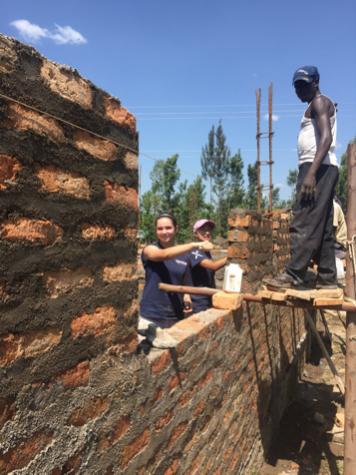 DVC volunteers work with intercultural communities