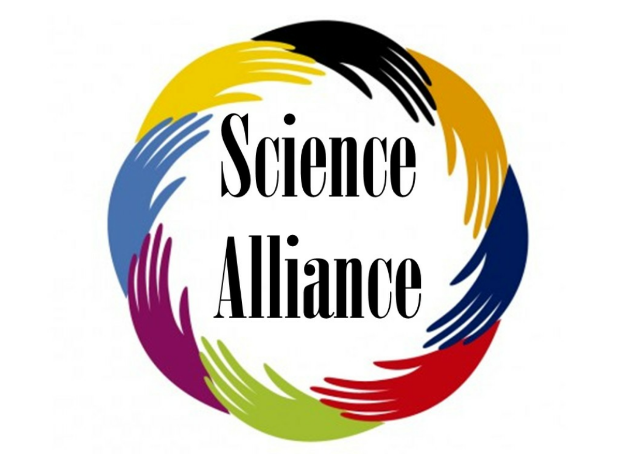 Science Alliance of DVC logo by Peter Swenson