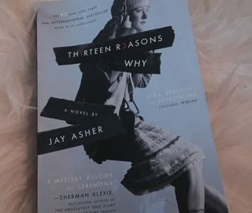 The suspenseful and page turning '13 Reasons Why'