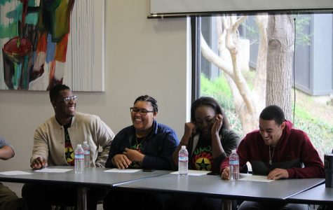 Umoja students speak about how race affects their lives