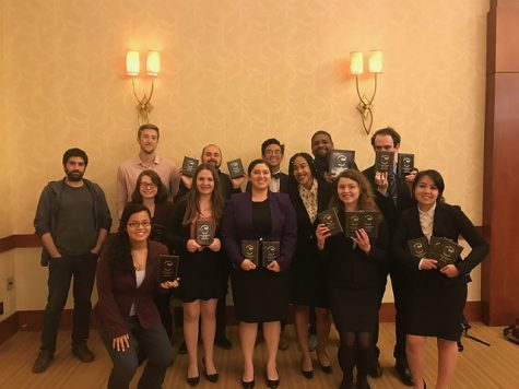 Speech team wins for first time in 10 years