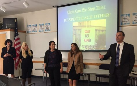 Contra Costa district attorney gives presentation on sexual assault awareness and intervention