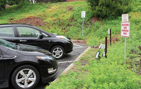 DVC in need of charging outlets for the increased number of electric vehicles