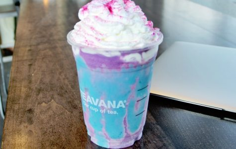 Have no fear, the Unicorn Frappuccino is here!