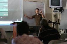 Meet Moe, DVC's new speech teacher and debate coach