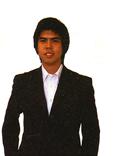 Ben Prayada, vice president-elect ()