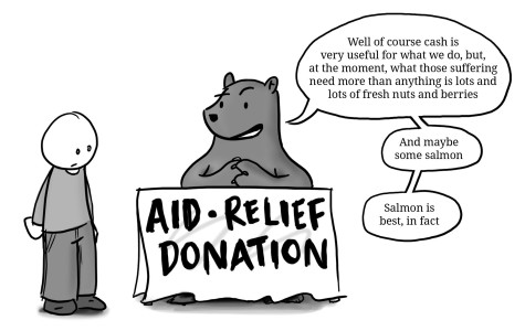 Disaster Relief 101: Do your  homework before you donate