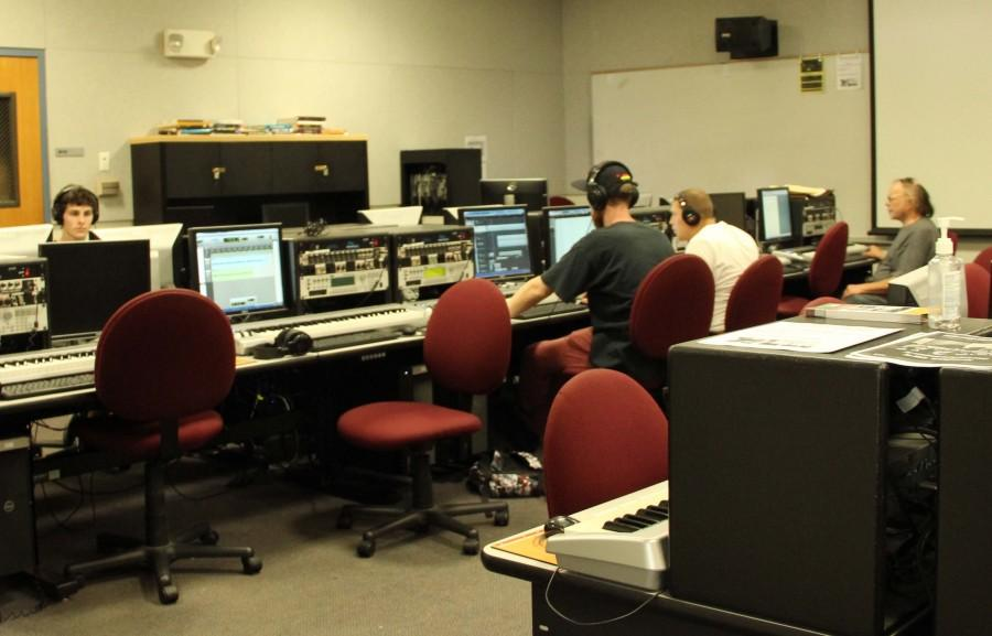 Students in music production classes can learn to keep up with a rapidly changing industry.
