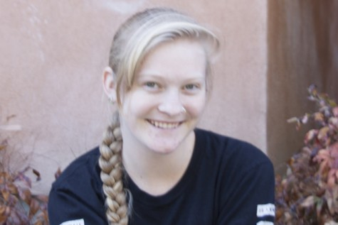 Chloe Buckingham, 19, Graphic Design
