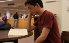 Liam Murphy, 18, English major