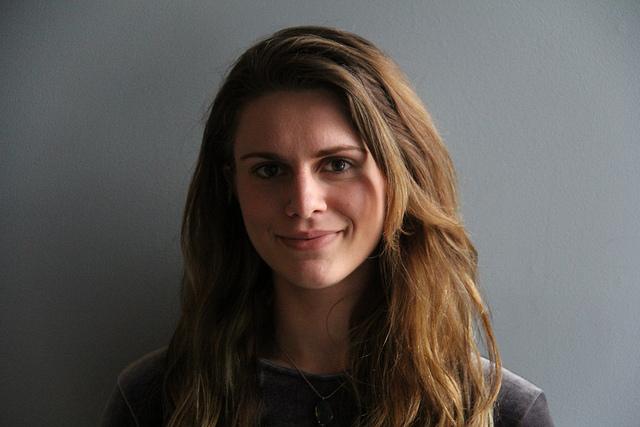 Jess Parry mugshot