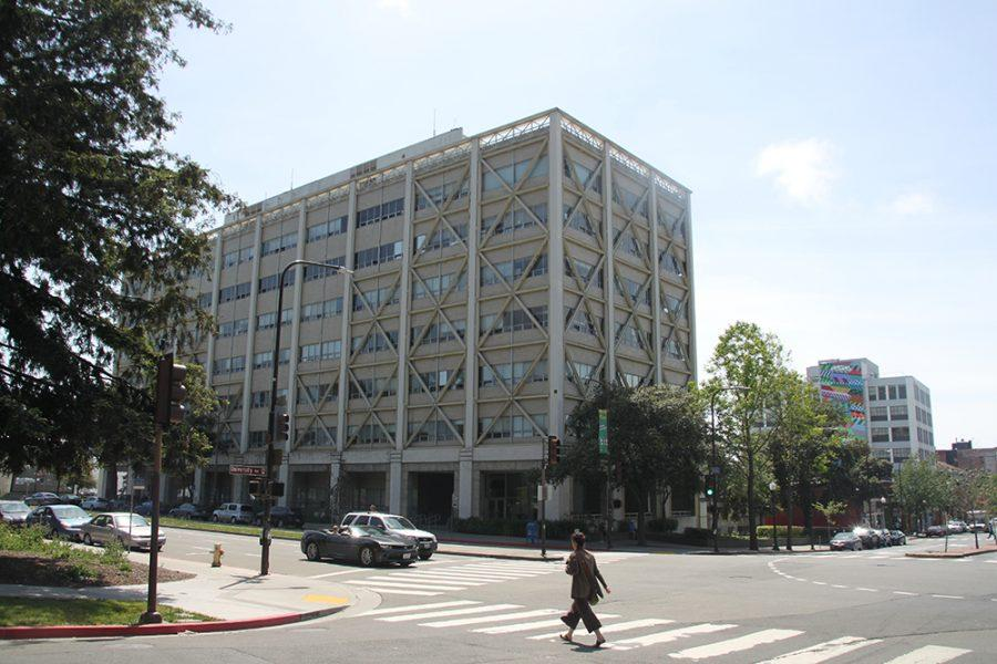 The School of Public Health in Berkeley, CA is under threat due to budget cuts.