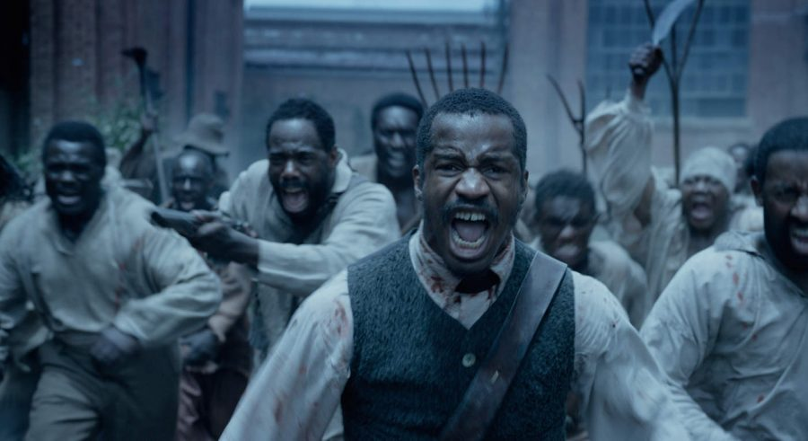 Nate Parker takes on the role of Nat Turner, a slave turned preacher, who organized a slave rebellion.