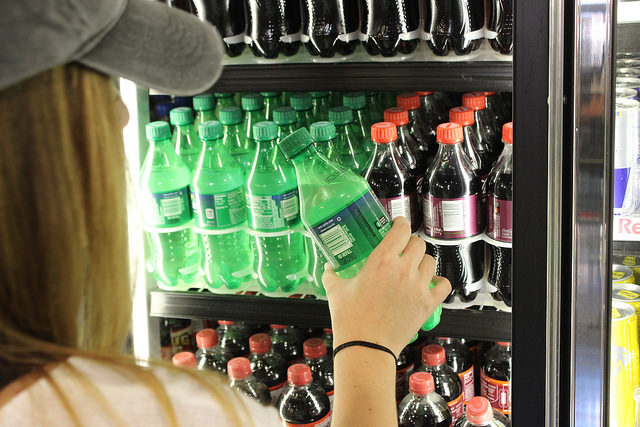 Taxes on sugary drinks are being reconsidered and college students may not want to pay the extra costs.