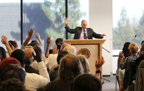 DVC welcomes Ralph Nader