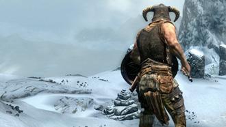 Original Skyrim screenshot