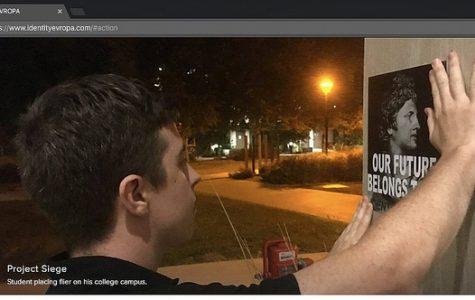 White nationalist fliers found on DVC campus