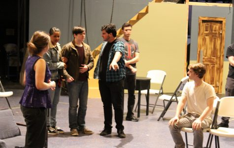 Colorblind cast for the next Diablo Valley College play