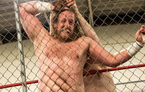 East Bay Pro Wrestling presents: Caged Fury