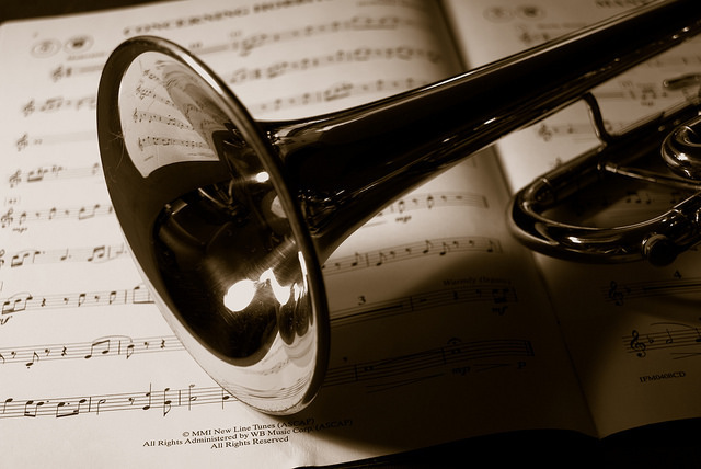 During Jazz Combos night, bands played many original songs. //Creative Commons