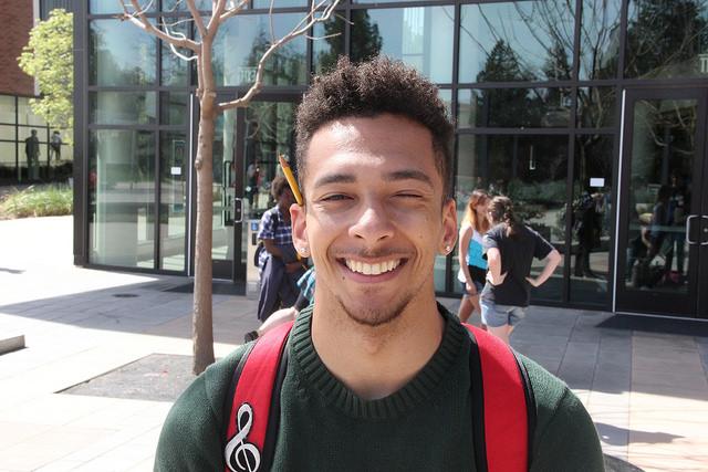Nathan Jaggers, 20, Mathematics