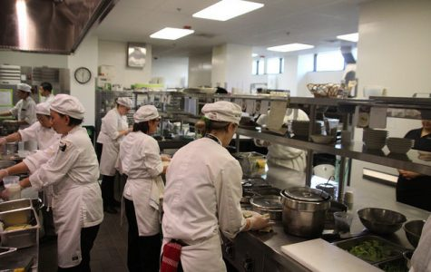 Behind the scenes with DVC Culinary Arts
