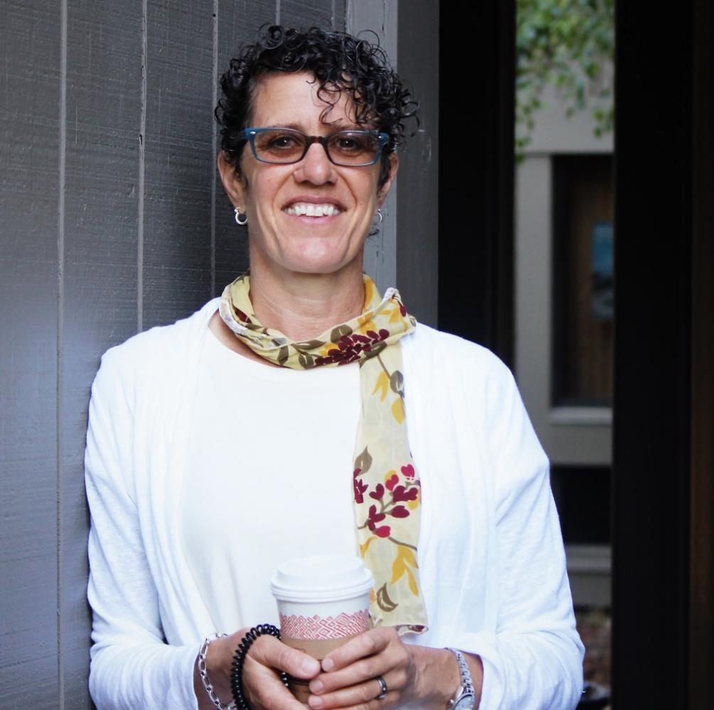 English professor Heidi Goen-Salter