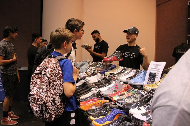 Sneaker Con hits the Bay Area