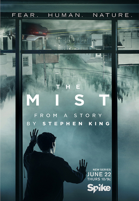 Spike TV's THE MIST, based on a story by Stephen King, premieres Thursday, June 22 at 10 pm ET/PT. (SPIKE)