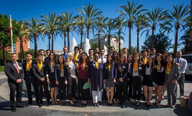 Phi+Beta+Lambda+at+State+Business+Leadership+in+LA