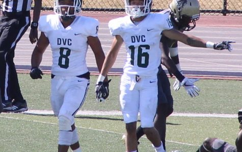 Vikings close out Delta College with another last second thriller