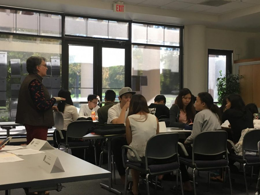 ASDVC votes 'yes' on campus wide education plan – The Inquirer on