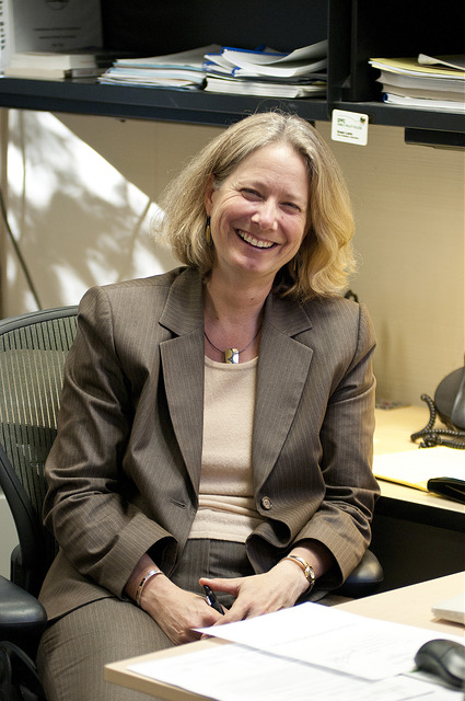 Susan Lamb, DVC's new President. (file photo/ DVC Inquirer)