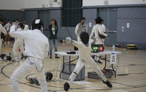 Young fencers on the road to greatness