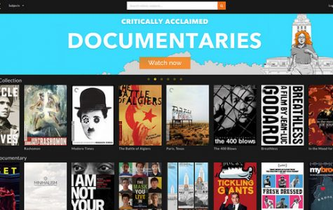 Kanopy video streaming service available free for all DVC students