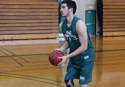 DVC basketball player overcomes major knee injuries
