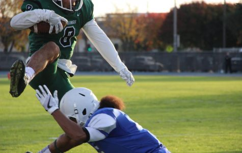 Young, decimated Vikings cap off year with loss in Gridiron Bowl