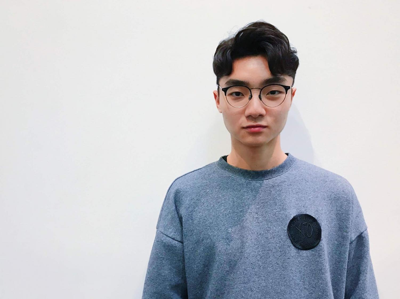 Isaac Wang, ASDVC's new PR officer.