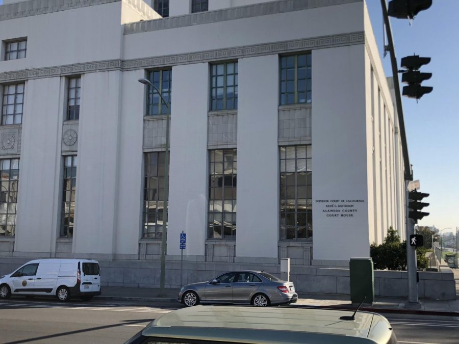 Former adjunct professor Eric Clanton's pretrial set