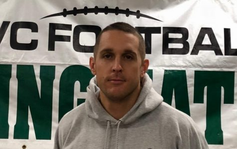 Former Diablo Valley College wide receiver hired as new offensive coordinator
